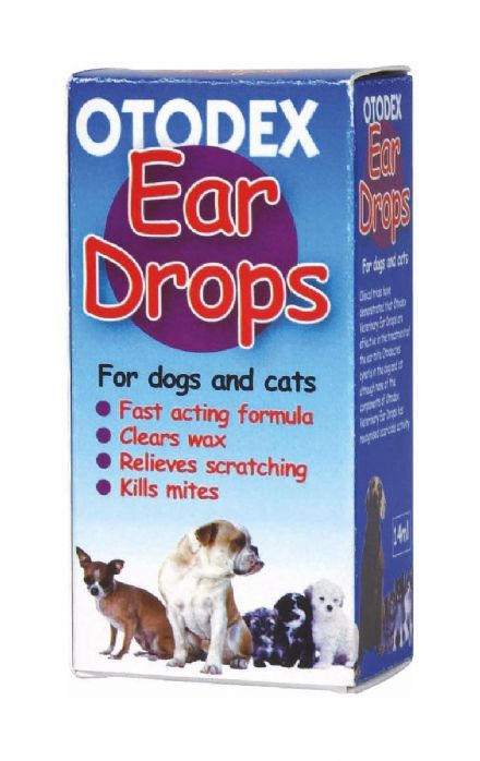 Otedex Ear Drops 14ml